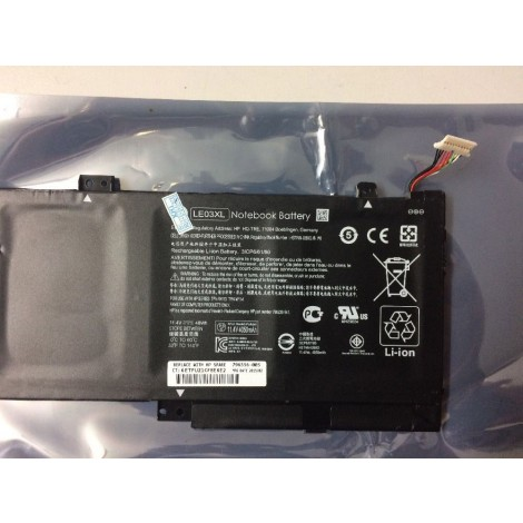 Replacement HP ENVY x360 M6-W102Dx M6-W LE03 LE03XL Battery